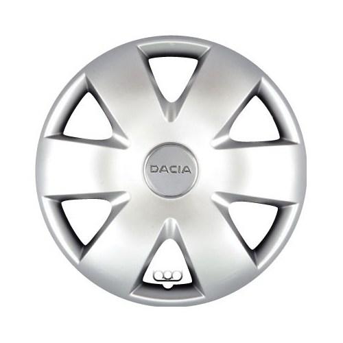 Bod Dacia 15 İnç Jant Kapak Seti 4 Lü 508