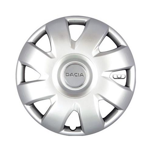 Bod Dacia 15 İnç Jant Kapak Seti 4 Lü 511