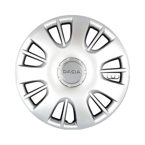 Bod Dacia 15 İnç Jant Kapak Seti 4 Lü 512