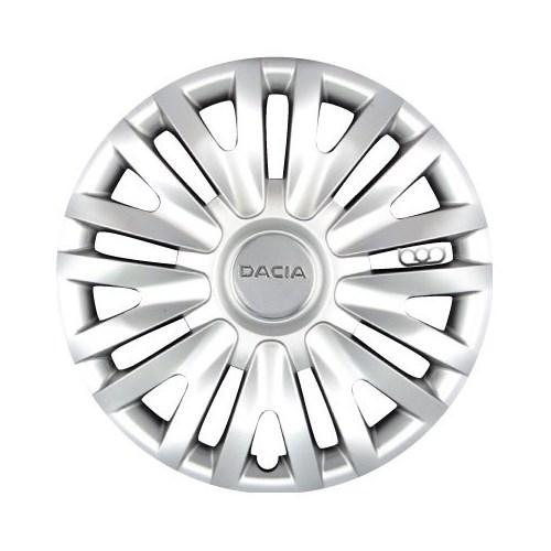 Bod Dacia 15 İnç Jant Kapak Seti 4 Lü 513