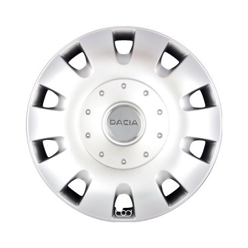 Bod Dacia 16 İnç Jant Kapak Seti 4 Lü 601