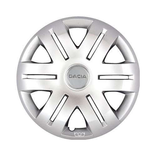 Bod Dacia 16 İnç Jant Kapak Seti 4 Lü 606