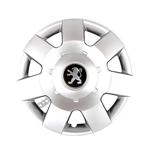Bod Peugeot 14 İnç Jant Kapak Seti 4 Lü 419