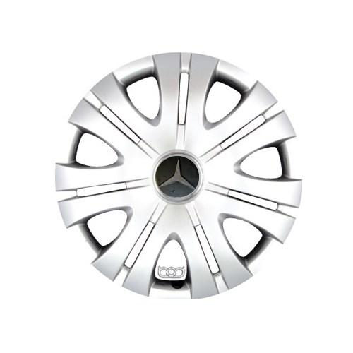 Bod Mercedes 15 İnç Jant Kapak Seti 4 Lü 517