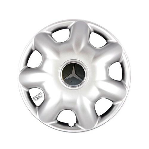 Bod Mercedes 14 İnç Jant Kapak Seti 4 Lü 418