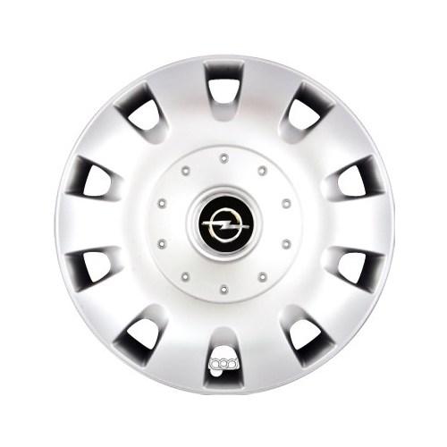 Bod Opel 16 İnç Jant Kapak Seti 4 Lü 601