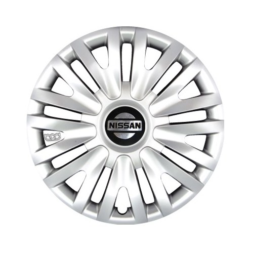 Bod Nissan 14 İnç Jant Kapak Seti 4 Lü 417