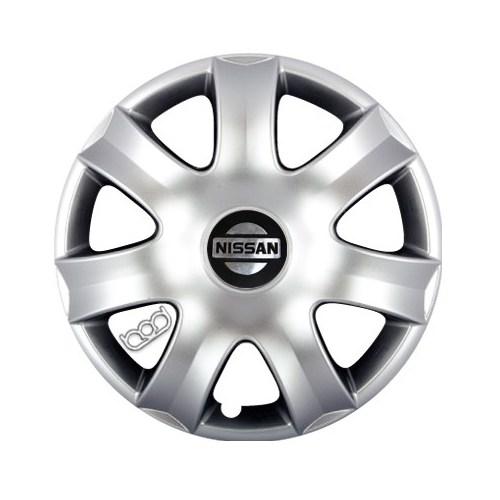 Bod Nissan 14 İnç Jant Kapak Seti 4 Lü 423