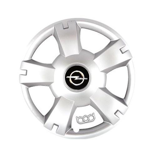 Bod Opel 14 İnç Jant Kapak Seti 4 Lü 401