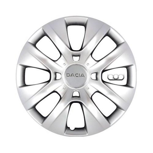 Bod Dacia 15 İnç Jant Kapak Seti 4 Lü 534
