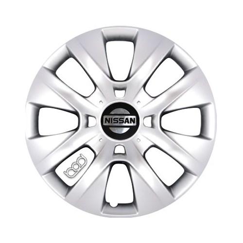 Bod Nissan 14 İnç Jant Kapak Seti 4 Lü 425