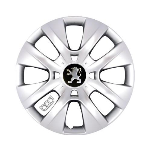 Bod Peugeot 14 İnç Jant Kapak Seti 4 Lü 425