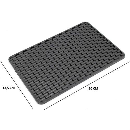 Modacar Siyah Kaydırmaz Silikon Ped 104369