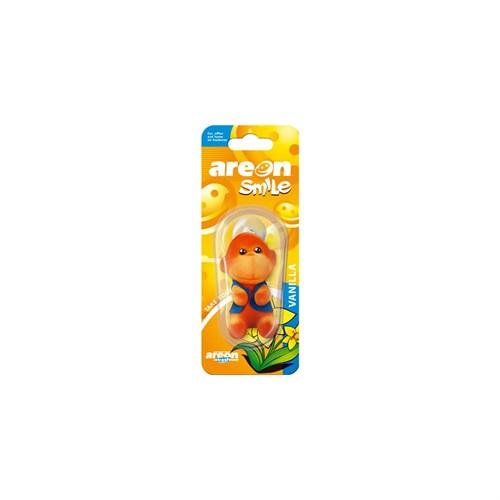 Areon Smile Vanilyalı Peluş Figürlü Asma Koku 104337