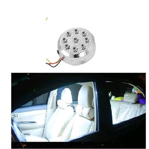 Schwer 9 Ledli Tavan Lambası Süper Beyaz Işık