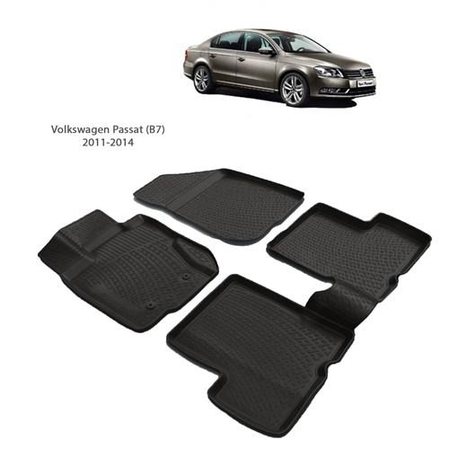 Volkswagen Passat B7 (2011-2014) 3D Paspas