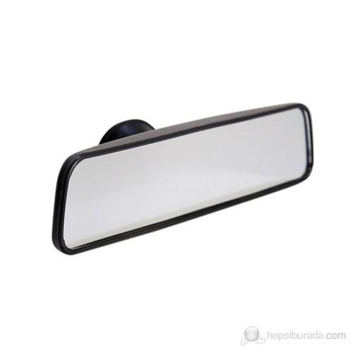 BTCar Vantuzlu Geniş Görüşlü İç Dikiz Aynası 29 Cm x 7 Cm