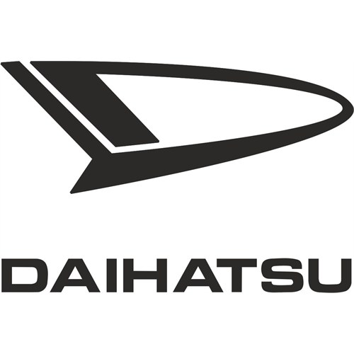 Sticker Masters Daihatsu Logo Sticker