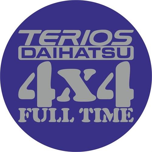 Sticker Masters Dahiatsu Terios 4X4 Sticker