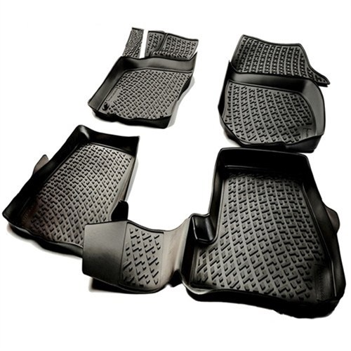 L.Locker Nissan Micra 3D Havuzlu Paspas