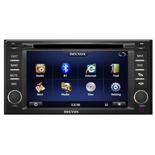 Necvox Dvn -P 1015 Subaru Forester Impreza -Xv- Outback Platinum Navigasyonlu Multimedya Kamera Dvd Mp3 Tv Anteni Geri Görüş Kamerası