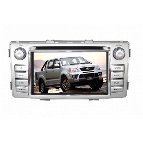 Necvox Dvn -P 1078 Toyota Hilüx Platinum Navigasyonlu Multimedya Kamera Dvd Mp3 Tv Anteni Geri Görüş Kamerası