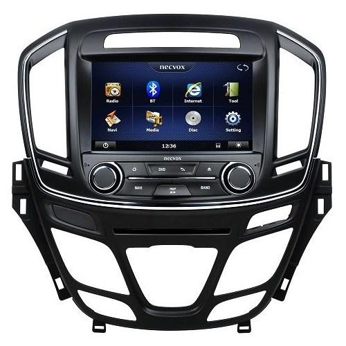 Necvox Dvn -P 1032 Opel New İnsignia Platinum Navigasyonlu Multimedya Kamera Dvd Mp3 Tv Anteni Geri Görüş Kamerası
