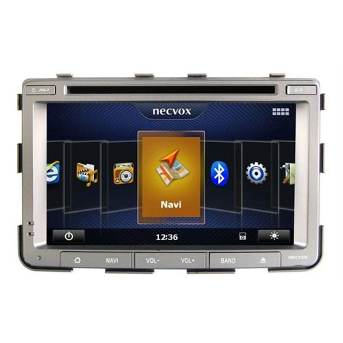 Necvox Dvn -P 1095 Ssangyong Rexton Platinum Navigasyonlu Multimedya Kamera Dvd Mp3 Tv Anteni Geri Görüş Kamerası