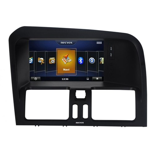 Necvox Dvn -P 1096 Volvo Xc 60 Platinum Navigasyonlu Multimedya Kamera Dvd Mp3 Tv Anteni Geri Görüş Kamerası