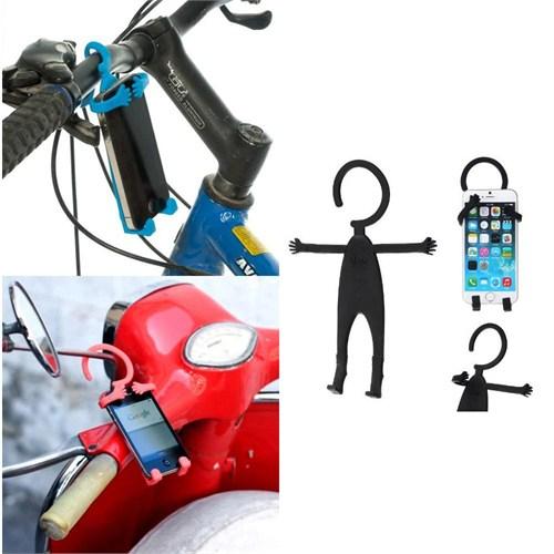 ModaCar HangerMan Motorsiklet Bisiklet Telefon Tutucu 104479
