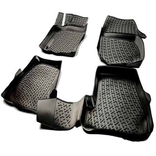 L.Locker Nissan Qashqai +2 3D Havuzlu Paspas