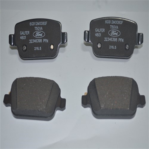Fomoco Ford - Mondeo Arka Disk Fren Balatası - 6G91 2M008 GF