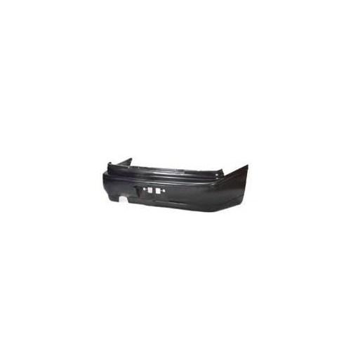 Daewoo Nexıa- 95/99 Arka Tampon Siyah Plaka Delikli