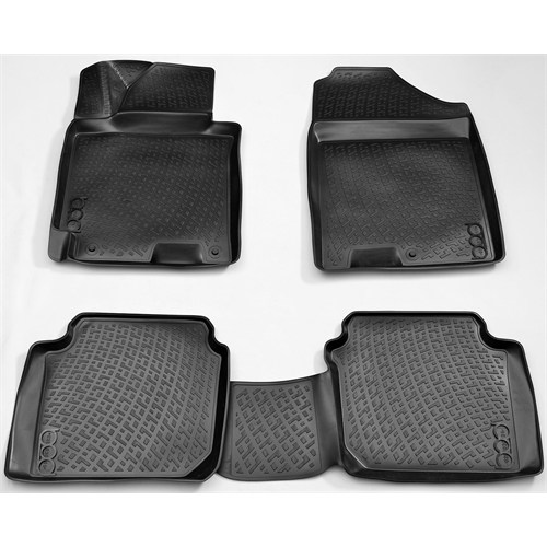 Bod Hyundai Elantra 3D Havuzlu Paspas 11-15