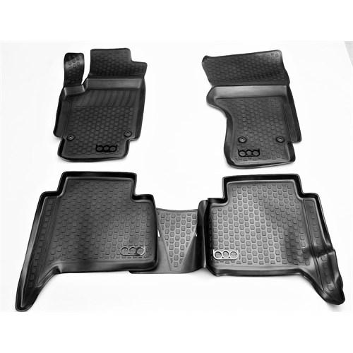 Bod Volkswagen Amarok 3D Havuzlu Paspas