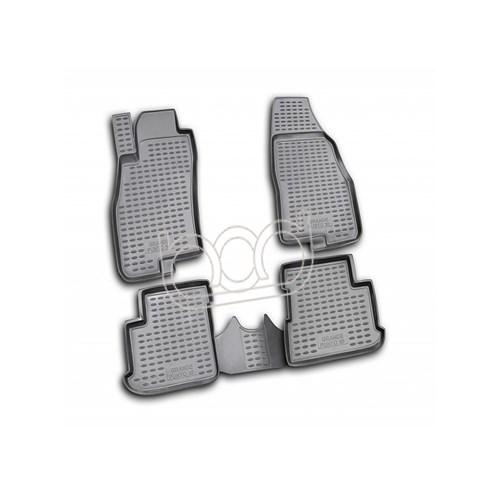 Bod Fiat Grande Punto 3D Havuzlu Paspas 2006-2015