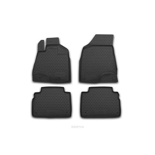 Bod Ford Ranger 3D Havuzlu Paspas 2011-2015