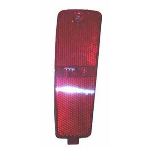 Chevrolet Hhr- 06/07 Arka Tampon Sinyali L Reflektör Kırmızı (Ty