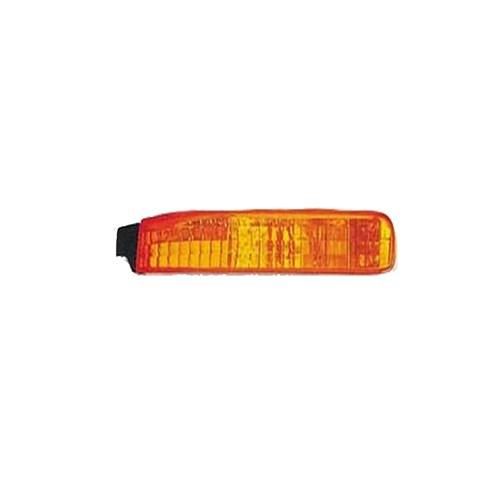 Honda Accord- 92/93 Tampon Sinyali Sol Sarı Uzun Tip