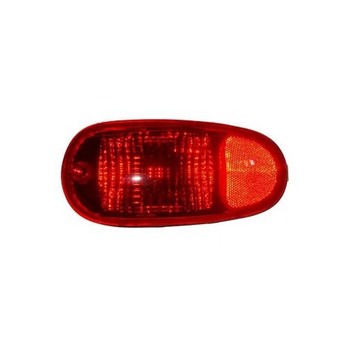 Hyundaı Santa Fe- 01/05 Arka Tampon Reflektörü R Kırmızı (Tyc)