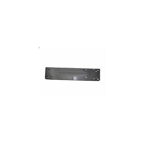 Bmw 5 Serı- E60- 04/10 Ön Tampon Plakalık Plastiği Siyah