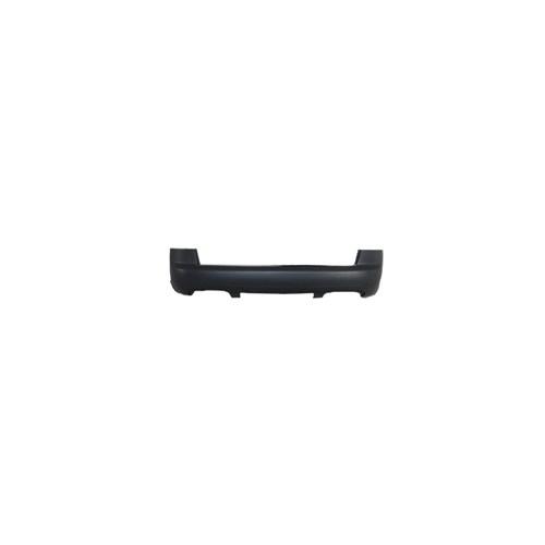 Audı A6- 03/04 Arka Tampon Mat Siyah Sensör Deliksiz/Karlıksız