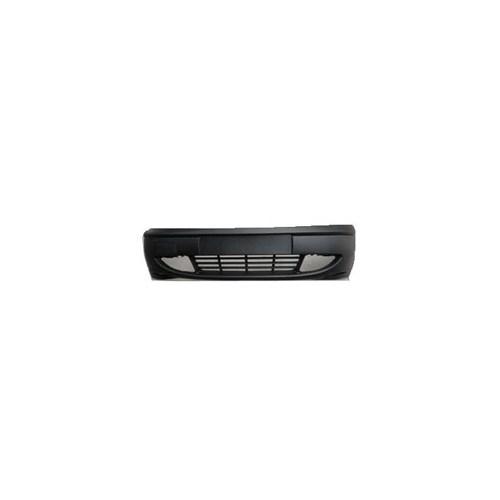 Ford Fıesta- 96/99 Ön Tampon Siyah Koyu Gri Band Delikli