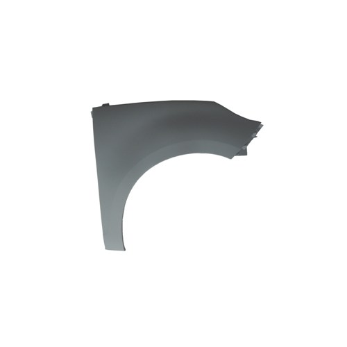 Renault Scenıc- Iıı- 10/11 Ön Çamurluk Sol Deliksiz Gri Plastik