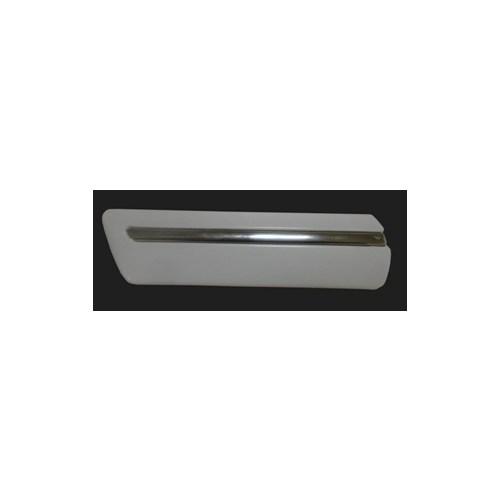 Mercedes E Class- W210- 00/02 Ön Çamurluk Bandı Sol Beyaz Nik/B