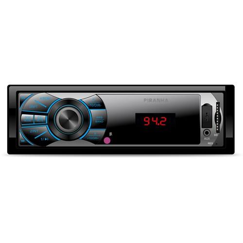 Piranha Ixenit S Type Radyolu USB / SD Kart Girişli Oto MP3 Çalar