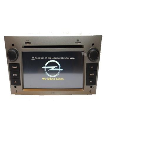 Avgo Opel Vectra Canbox'sız Antrasit Renkli 2005-2010 Multimedya Sistemleri