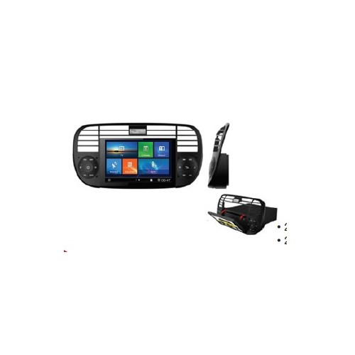 Avgo Fiat 500 L 2014-2016 Multimedya Sistemleri