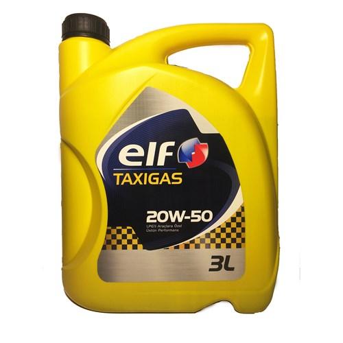 Elf Taxıgas 20w50 3 Litre Motor Yağ ( Benzin, Dizel, LPG )