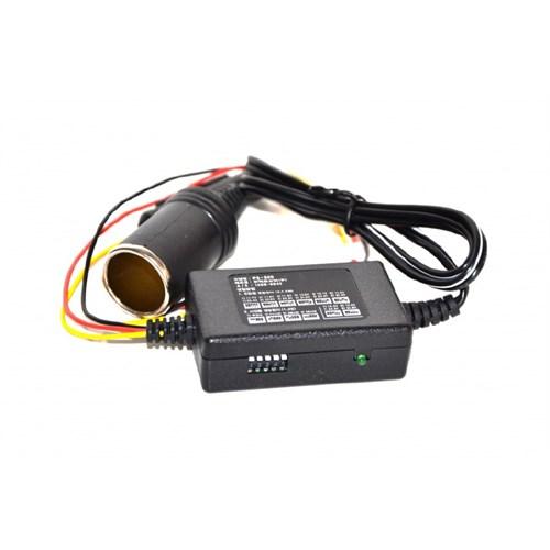 BlackSys Araç Kamerası Güç Koruma Kablosu